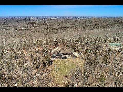 288 +/- Acre Gasconade County MO Recreational Retreat for Sale