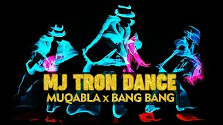 Michael Jackson I India Banega Manch I Tron Dance by Illuminati