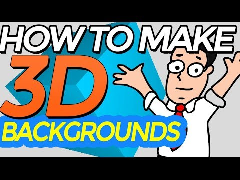 HOW TO MAKE 3D BACKGROUNDS FOR RPG GAMES - Game Enegine