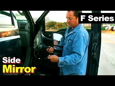 Ford F Series Side Mirror