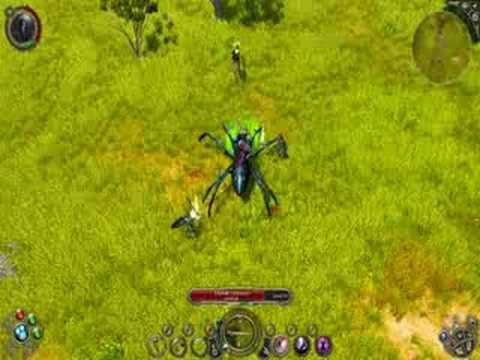 Sacred 2 Inquisitor Spider Mount