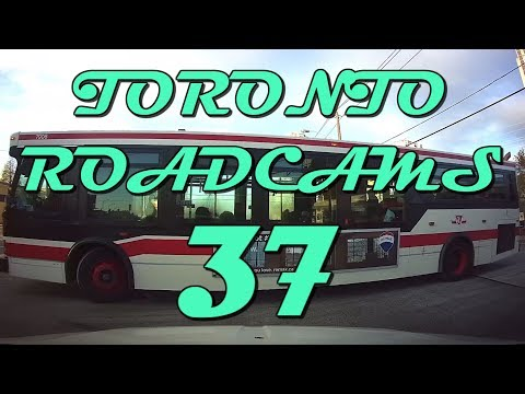Toronto Roadcams Dash Cam Compilation Volume 37