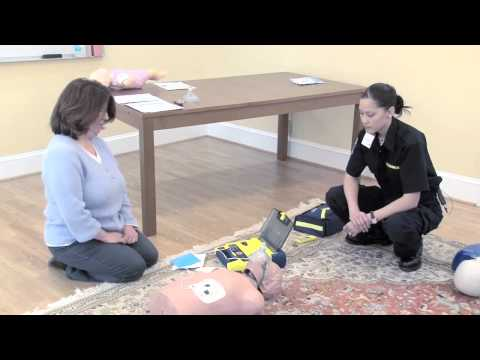 CPR/AED HeartSaver Class
