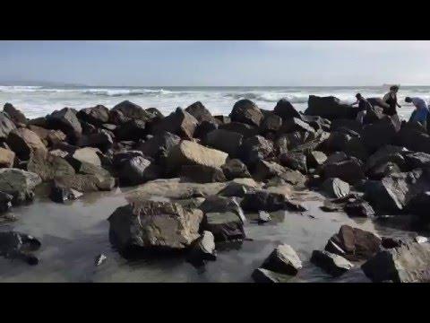 Coronado Beach, Coronado Island, San Diego, California.