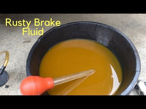 This Is Why You Have To Replace Your Brake Fluid
