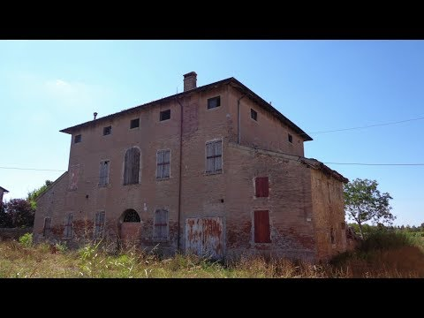 Abandoned Italian Ranch