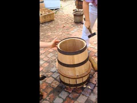 Barrels 101--Trussing