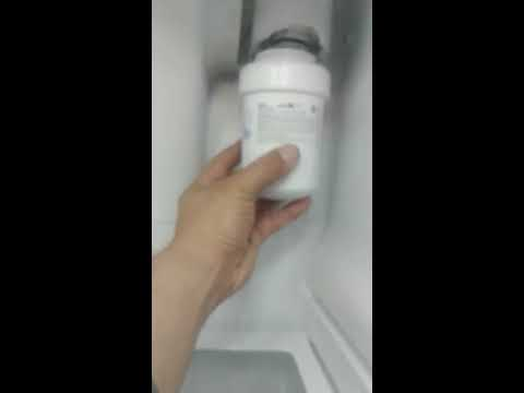 How To Install GE Water Filter MWF