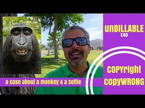 MONKEY COPYRIGHT MONKEY COPYWRONG | UNBILLABLE E40