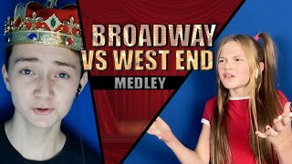 BROADWAY vs WEST END | Spirit YPC Medley