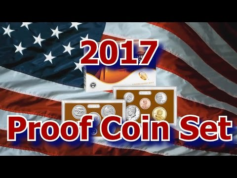 US Mint Releases 2017 Annual Proof Coin Set
