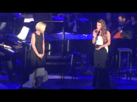 Kristin Chenoweth & Lea Michelle