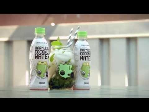 Harmless Harvest  | Coconut Water Mojitos
