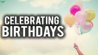 CELEBRATING BIRTHDAYS HALAL? (Important Topic)