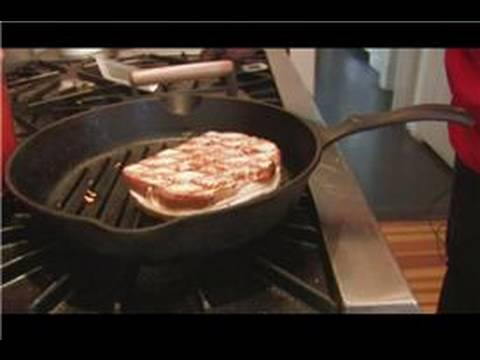 Cooking & Culinary Tips : How to Make a Panini Without a Panini Press