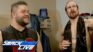 Kevin Owens makes plans for The Kevin Owens Show: SmackDown LIVE, Sept. 12, 2017