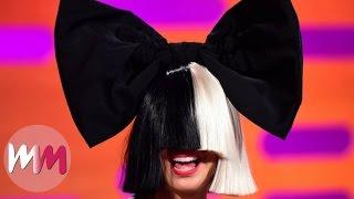 Top 10 Best Sia Songs