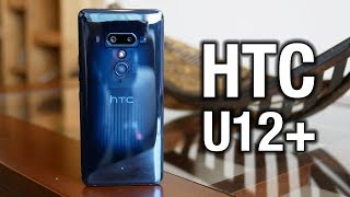 HTC U12+ Review: No Buttons? Yes Problems! | Pocketnow