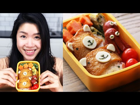 I Tried Making A Ridiculously Cute Bento Box