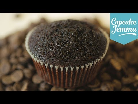 How to make Chocolate Cupcakes | Cupcake Jemma