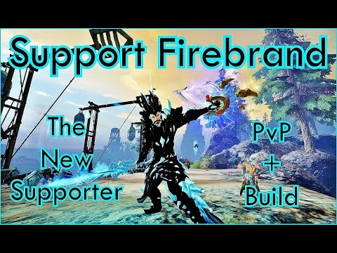 Guild Wars 2 - Support Firebrand PvP - TheNewSupport