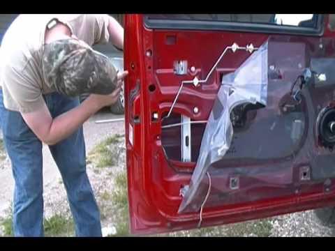 Chevy Silverado Door Latch Assembly
