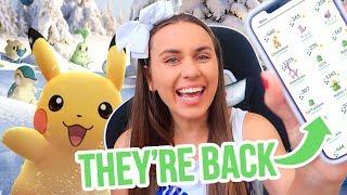 THE HISTORY OF COMMUNITY DAY! Pokémon GO