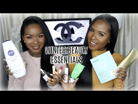 Winter Beauty Essentials 2018