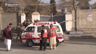 Suicide Bombers Attack Pakistani Church Ahead Of Christmas