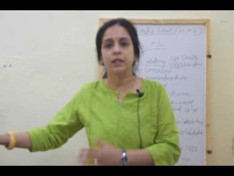 Sec.13 Hindu Marriage Act