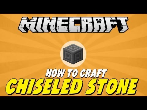 How To Craft Chiseled Stone Brick in Minecraft
