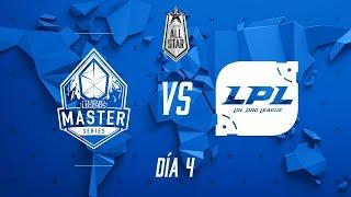 ALL STARS 2017 - DÍA 4 - LMS VS LPL - PARTIDO 4