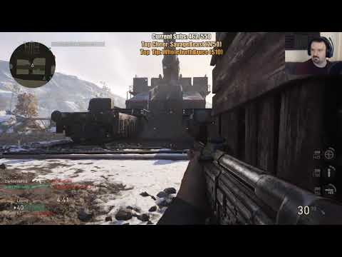 COD WW II MY BEST SESSION EVER! pt32 - Back to TDM!