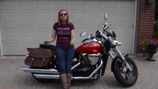 SD216 and SD217 Motorcycle Saddlebags Review at Jafrum com