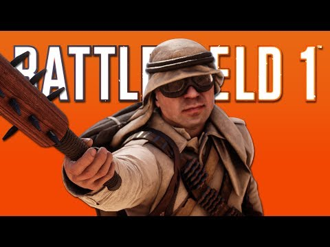 ROAD TO MAX RANK | Battlefield 1 Multiplayer Gameplay | PS4 | 1080p 60fps