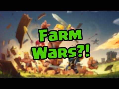 Clash of Clans - Farm Wars?!