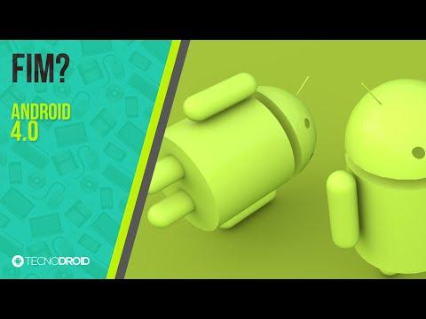 FIM DO ANDROID 4.0? Se depender do Google sim!