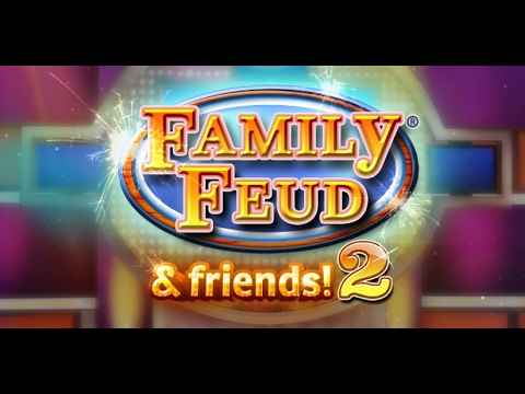I Suck At This! Let's Play: Family Feud & Friends 2 #1