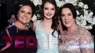 Como a educação salvou minha vida   Maria Vitória Valoto   TEDxLaçador