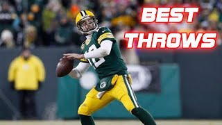 NFL Best Throws of All-Time   Part 1