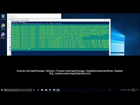 Start Menu and Cortana Not Working [Fix]
