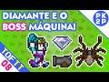 Large Diamond e Boss Máquina Apocalíptica! • Tales of the Terrarian#08