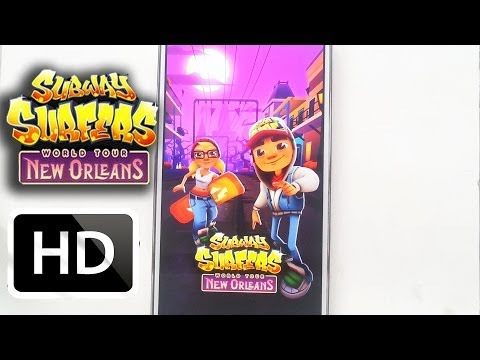 Subway Surfers New Orleans Gameplay Android & iOS HD