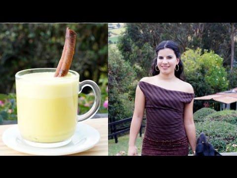 Turmeric milk recipe and benefits