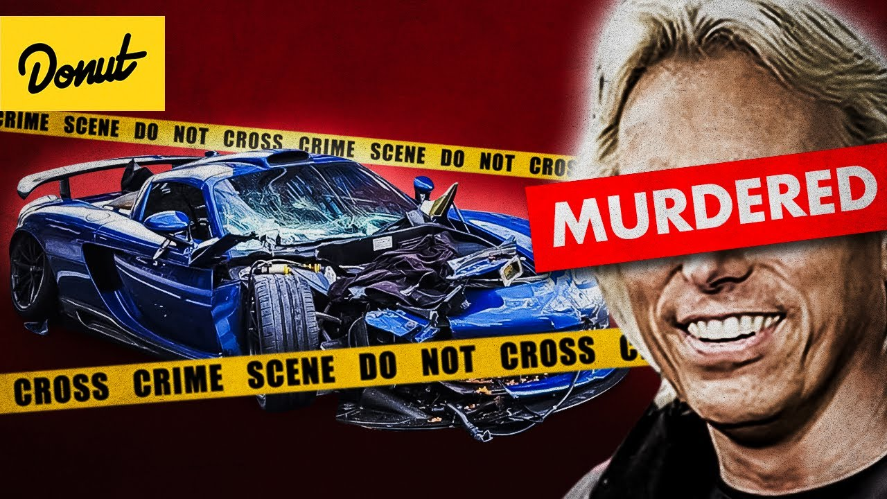 Why Was the 90s' Biggest Porsche Tuner Killed By Gangsters?