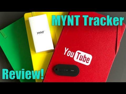 MYNT Tracker Review!