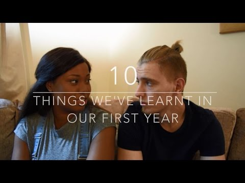 TOP 10 THINGS WE'VE LEARNT SO FAR!