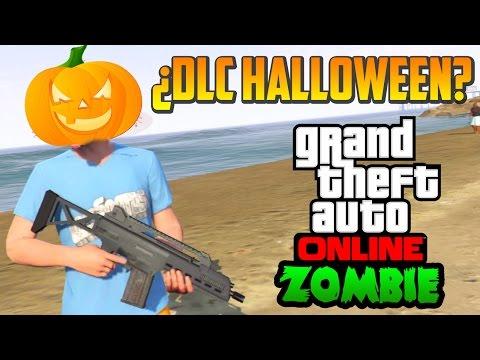 ¿DLC Halloween? Calabazas, Zombies... 31 de Octubre! - Gameplay GTA 5 Online 1.17