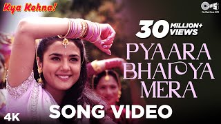 Pyaara Bhaiya Mera Song Video - Kya Kehna! | Saif, Preity & Chandrachur | Alka Yagnik, Kumar Sanu