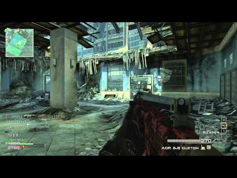 CoD: MW3 | How I Got Started Twisting Balloons (42-3 TDM on Downturn)